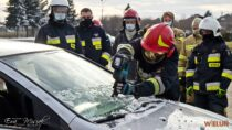 OSP Dąbrowa zorganizowała dla druhów OSP szkolenie zratownictwa technicznego