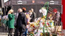 WWieluniu odbył się Wieluński Kiermasz Wielkanocny