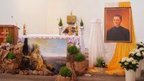 Relikwie bł.ks.Michaela McGiwneya wparafii św.Barbary