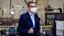 Premier Morawiecki zapowiedział zwiększenie obostrzeń przedWielkanocą