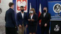 ILO im.T. Kościuszki wWieluniu pożegnało uczniów klas maturalnych