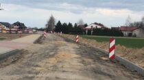 Trwają remonty dróg wGminie Wieluń