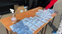 Mieszkańcy Wielunia mogą odebrać bezpłatne maseczki ochronne