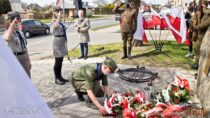 Wieluńskie uroczystości upamiętniające 81. rocznicę zbrodni katyńskiej