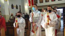 Modlitwa opowołania kapłańskie izakonne wregionie wieluńskim
