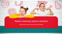 Szkoły podstawowe znaszego powiatu biorą udział wkonkursie nametamorfozę stołówki