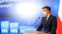 Rząd zachęca doszczepień: loteria, rywalizacja gmin iszczepienia wdomu dla osób 70+