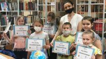 """Dzieci odbyły """"Literacką Podróż"""" popaństwach Europy"""
