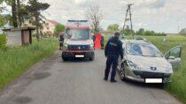 Tragiczny wypadek wKonopnicy. Potrącony 83-latek zmarł namiejscu