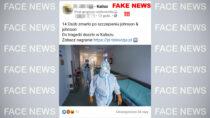 UWAGA! Fake news ozmarłych popodaniu szczepionki