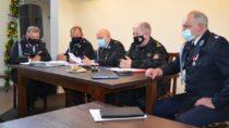Konsultacje społeczne odnośnie projektu ustawy oOSP zudziałem Kierownictwa KP PSP Wieluń