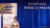 """Finał Olimpiady """"Buduj zPasją"""" odbędzie się wZespole Szkół nr1 wWieluniu"""