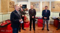"""Wmuzeum otwarto wystawę """"Ukraina przedwiekami"""""""
