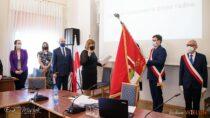 Nowa radna powiatu Agnieszka Wasińska złożyła uroczyste ślubowanie