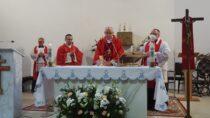 Bierzmowanie wParafii św.Barbary wWieluniu