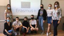 Erasmus+ wSzkole Podstawowej nr2 im.H. Sienkiewicza wWieluniu