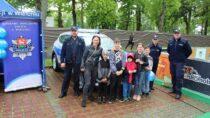 Dzień Dziecka zwieluńską policją napikniku wlasku miejskim