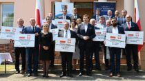 2 mln dla czterech gmin powiatu wieluńskiego
