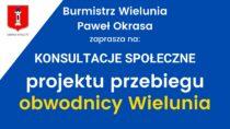 Spotkanie konsultacyjne ws. projektu przebiegu obwodnicy Wielunia