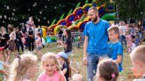 WWieluniu odbył się festiwal baniek mydlanych