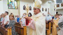 WWieluniu zainstalowano relikwie błogosławionego Carla Acutisa