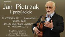 """WWieluniu odbędzie się koncert Jana Pietrzaka iprzyjaciół – """"Blask bitewnej chwały"""""""