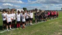 Rozgrywki piłkarskie klubów wiejskich zgminy Biała