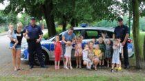 Bezpieczne wakacje czyli spotkania policjantów zdziećmi imłodzieżą