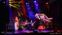 Efektowny występ zespołu Madrugada zakończył cykl Akcje! Wakacje! Wieluńskiego Domu Kultury