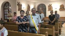 Dzień Męża iŻony wparafii św.Barbary wWieluniu