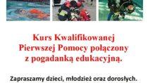 """""""Naucz się ratować"""" – zaproszenie na kurs KPP"""