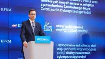 Premier zapowiedział powstanie Centralnego Biura Zwalczania Cyberprzestępczości