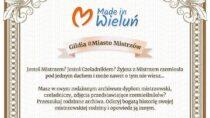 Fundacja Made in Wieluń poszukuje zdjęcia idyplomy mistrzowskie rzemieślników znaszego powiatu
