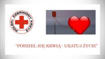 Zbiórka krwi dla Oddziału Urazowo-Ortopedycznego wWieluniu