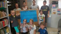 WFilii Bibliotecznej wTurowie dzieci poznały alfabet Morse'a