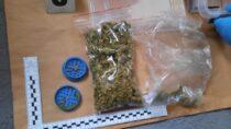 Dwaj mężczyźni zatrzymani zaposiadanie narkotyków