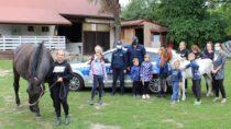 Bezpieczne wakacje zwieluńską policją