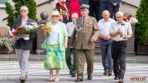 Mieszkańcy Wielunia uczcili Święto Wojska Polskiego