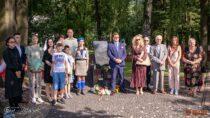 Mieszkańcy Wielunia uczcili 79. rocznicę likwidacji wieluńskiego getta