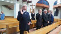 Rycerze Kolumba wparafii św.Barbary mają nowego członka