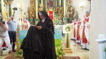Siostra Faustyna Kopińska złożyła profesję wieczystą uwieluńskich Bernardynek