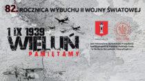 Program uroczystości 82. rocznicy wybuchu II wojny światowej