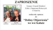 """15 sierpnia obędzie się Msza Święta w""""Dolinie Objawienia"""""""