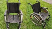 Policjanci poszukują właściciela wózka inwalidzkiego