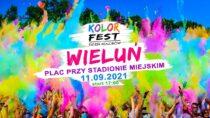 11 września odbędzie się Kolor Fest czyli Dzień Kolorów wWieluniu