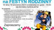 Festyn rodzinny w Grębieniu