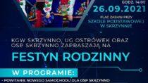 Festyn rodzinny w Skrzynnie #Szczepimy się z KGW