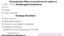 """Festyn """"Olewin zdrowo i wesoło"""""""