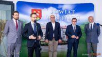 Samorządowcy rozmawiali zWiceministrem Waldemarem Budą oPolskim Ładzie
