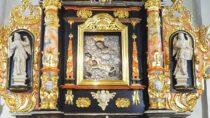 Przedjubileuszem 50-lecia koronacji obrazu Matki Bożej Pocieszenia wWieluniu